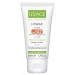 Фото Uriage Hyseac fluid - Эмульсия солнцезащитная SPF50, 50 мл