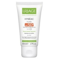 Купить Uriage Hyseac fluid - Эмульсия солнцезащитная SPF50, 50 мл