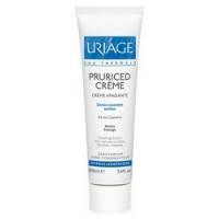 Uriage Pruriced Cream - Крем противозудный для сухих зон кожи, 100 мл