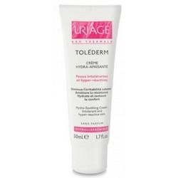 Фото Uriage Tolederm Hydra-soothing cream - Крем увлажняющий успокаивающий, 50 мл