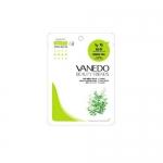 Фото Vanedo Beauty Friends - Маска для лица с зеленым чаем, 25 гр