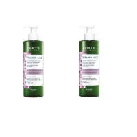 Vichy - Комплект: Vitamin Шампунь для блеска волос Dercos Nutrients, 2 шт. по 250 мл, 1 шт