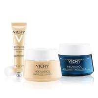 Vichy - Набор: NEOVADIOL уход для нормальной и комбинированной кожи в период менопаузы, 1 шт