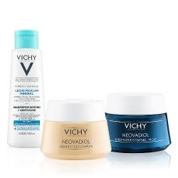 Фото Vichy - Набор: NEOVADIOL очищение для сухой кожи в период менопаузы, 1 шт