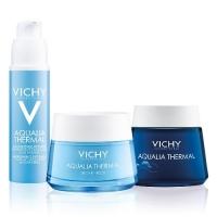 Vichy - Набор: AQUALIA THERMAL уход против обезвоживания для сухой кожи, 1 шт