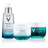 Vichy - Набор: SLOW AGE против первых признаков старения для сухой кожи, 1 шт