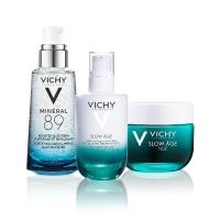 Vichy - Набор: SLOW AGE против первых признаков старения для нормальной и комбинированной кожи, 1 шт