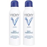 Vichy - Комплект: Термальная Вода Vichy, 2 шт. по 300 мл, 1 шт