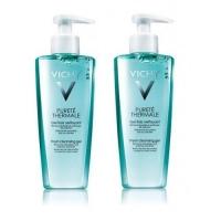 Vichy - Комплект: Очищающий освежающий гель, 2 шт. по 200 мл, 1 шт