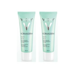 Фото Vichy - Комплект: Антивозрастной крем для проблемной кожи Нормадерм Анти - Эйдж, 2 шт. по 50 мл, 1 шт