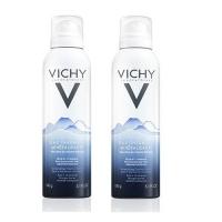 Vichy - Комплект: Термальная Вода Vichy Спа, 2 шт. по 150 мл, 1 шт