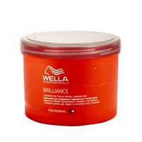 Купить Wella Brilliance Line - Маска для окрашенных нормальных и тонких волос 500 мл