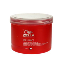 Купить Wella Brilliance Line - Маска для окрашенных жестких волос 500 мл