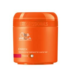 Wella Enrich Line - Питательная крем-маска для жестких волос 150