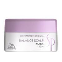 Купить Wella SP Balance Scalp Mask - Маска для чувствительной кожи головы 200 мл, Wella System Professional