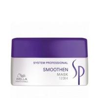 Купить Wella SP Smoothen Mask - Маска для гладкости волос 200 мл, Wella System Professional