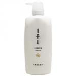 Lebel IAU Serum Cream - Аромакрем для увлажнения и разглаживания волос, 600 мл
