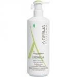 A-Derma Exomega Emollient Cream - Крем смягчающий, 400 мл