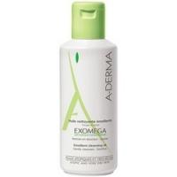 Купить A-Derma Exomega Emollient Shower Oil - Масло смягчающее очищающее, 200 мл