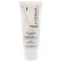 Купить A-Derma Hydralba 24H Light Hydrating Cream - Легкий увлажняющий крем, 40 мл