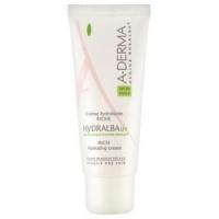 Купить A-Derma Hydralba UV Rich Hydrating Cream SPF20 - Насыщенный увлажняющий крем, 40 мл