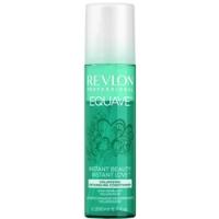 Revlon Equave Instant Beauty Volumizing Detangling Conditioner - Кондиционер, 2-х фазный для тонких волос, 200 мл<br>