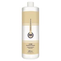 Купить Kaaral - Восстанавливающий шампунь для поврежденных волос с пшеничными протеинами X-Pure Reconstructive Shampoo, 1000 мл