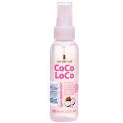 Lee Stafford Сосо Loco Light Serum Spray - Спрей для волос с кокосовым маслом увлажняющий, 150 мл