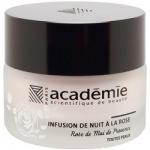 Academie Infusion de Nuit a la Rose - Ночной крем Розовая инфузия, 30 мл