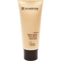 Academie Multi-Effect Tinted Cream 01 Natural - Тональный крем мульти-эффект №1 натуральный, 40 мл фото