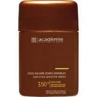 Academie Stick Solaire Zones Sensibles SPF 50+ - Защитный карандаш для чувствительных зон, 10 мл  - Купить