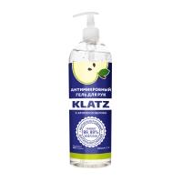Klatz - Антимикробный гель для рук с ароматом яблока, 1 л