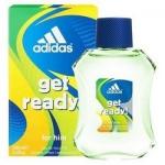 Фото Adidas Get Ready Male - Туалетная вода, 100 мл.