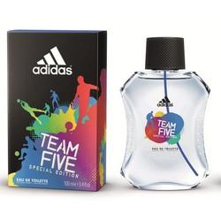 Фото Adidas Team Five - Туалетная вода, 100 мл.
