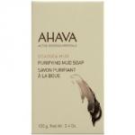 Ahava Deadsea Mud Purifying Mud Soap - Мыло на основе грязи мертвого моря, 100 гр