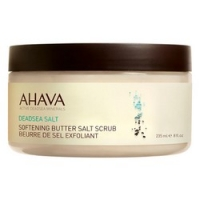 Купить Ahava Deadsea Salt Softening Butter Salt Scrub - Смягчающий масляно-солевой скраб, 235 мл