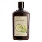 Фото Ahava Mineral Botanic Velvet Cream Wash Lemon & Sage - Бархатистое жидкое крем-мыло, лимон и шалфей, 500 мл