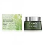 Фото Ahava Mineral Radiance Overnight De-Stressing Cream SPF15 - Минеральный ночной крем, 50 мл