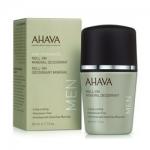 Фото Ahava Time To Energize Roll-On Mineral Deodorant - Дезодорант шариковый минеральный для мужчин, 50 мл