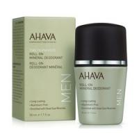 Купить Ahava Time To Energize Roll-On Mineral Deodorant - Дезодорант шариковый минеральный для мужчин, 50 мл