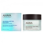 Фото Ahava Time To Smooth Age Control Even Tone Moisturizer SPF20 - Увлажняющий крем, профилактика старения, 50 мл