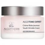 Фото Algotherm AlgoTime Expert Youth Wrinkle Cream - Крем омолаживающий от морщин, 50 мл
