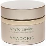 Amadoris Phyto Caviar Cellular Mask - Маска клеточная эффективная, Фитоикра, 50 мл