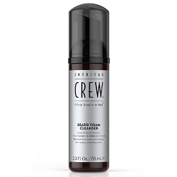 Фото American Crew Beard Foam Cleanser - Очищающее средство для бороды, 70 мл
