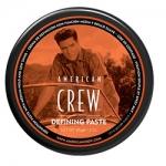 American Crew King Defining Paste - Паста со средней фиксацией и низким уровнем блеска для укладки волос, 85 г