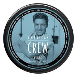 Фото American Crew King Fiber Gel - Паста высокой фиксации с низким уровнем блеска, для укладки усов, 85 г