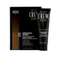 American Crew Precision Blend - Краска для седых волос пепельный оттенок 5-6, 3*40 мл