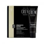 Фото American Crew Precision Blend - Краска для седых волос светлый оттенок 7-8, 3*40 мл