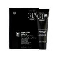 Купить American Crew Precision Blend - Краска для седых волос темный оттенок 2-3, 3*40 мл