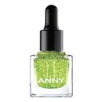 Фото ANNY Cosmetics Green Tea Growth Energizer - Восстанавливающая сыворотка для укрепления ногтей, 15 мл